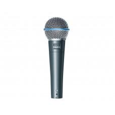 Shure BETA 58A Vocal Dynamic Supercardioid Mic