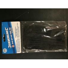 Silverline Hook & Loop Cable Ties 10pk 150mm 868741