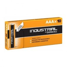Duracell Industrial AAA Batteries 1.5V MN2400 LR03 - Box of 10