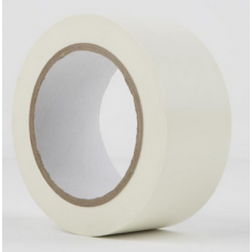 Le Mark Dance Floor Tape - White - 50mm x 33m - Box of 18