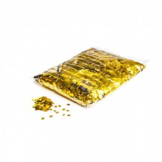Magic FX Pixie Dust / Raindrops Confetti 6x6mm - Gold