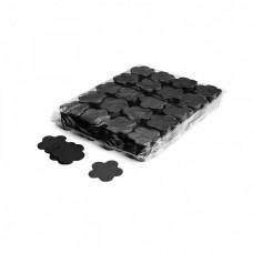 Magic FX Slowfall Confetti Flowers Dia 55mm - Black