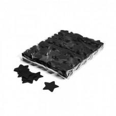 Magic FX Slowfall Confetti Stars Dia 55mm - Black