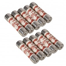 Power Master 13A Fuses - 10 Pack