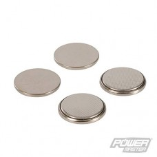Power Master Lithium Button Cell CR2025 4pk