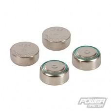 Power Master Alkaline Button Cell LR44 4pk