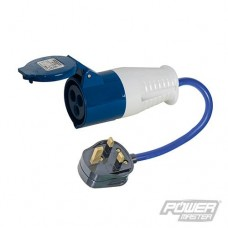 Power Master 13A-16A Fly Lead Converter