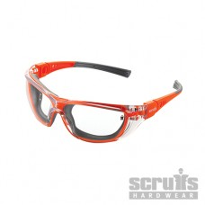 Scruffs Falcon Anti-Fog Lens Safety Specs