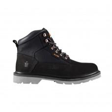 Scruffs Twister Nubuck Boot Black