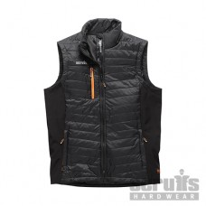 Scruffs Trade Body Warmer Black