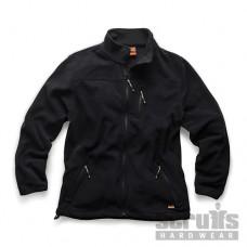 Scruffs Water-Resistant Worker Fleece Black