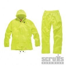 Scruffs 2-Piece Waterproof Suit Yellow