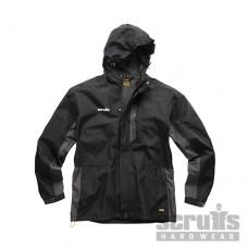 Scruffs Worker Jacket Black/Graphite