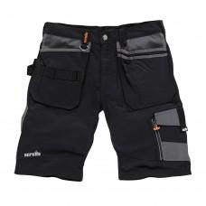 Scruffs Trade Short Black