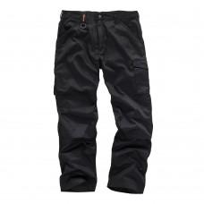 Scruffs Worker Plus Trouser Black