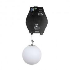 Showtec Illumilift RGBW 4m Hoist / 25cm LEDsphere