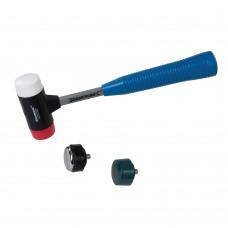 Silverline 4-in-1 Multi-Head Hammer 633905