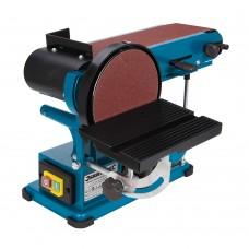 Silverline 350W Bench Belt & Disc Sander 390mm - 972660