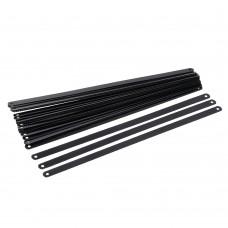Silverline Carbon Steel Hacksaw Blade 24tpi 24pk 456789