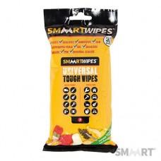 Smaart Universal Tough Wipes 30pk