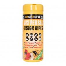 Smaart Universal Tough Wipes Biodegradable 40pk