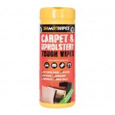 Smaart Carpet & Upholstery Tough Wipes 40pk